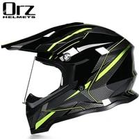 off road atv dirt bike racing motorcyle helmet full face motocross cascos para moto sun visor motocross enfant capacete for kids