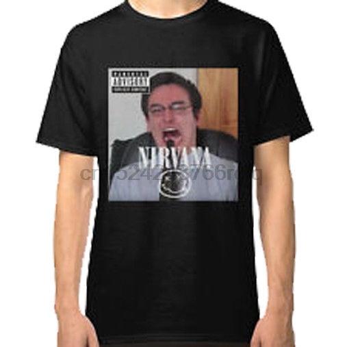 Filthy Frank Life Hacks nueva camiseta para hombre Camiseta negra