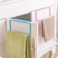 Porte-serviettes  organisateur de salle de bains  cuisine  armoire  cintre  crochet pour tissu de lavage  etagere de rangement