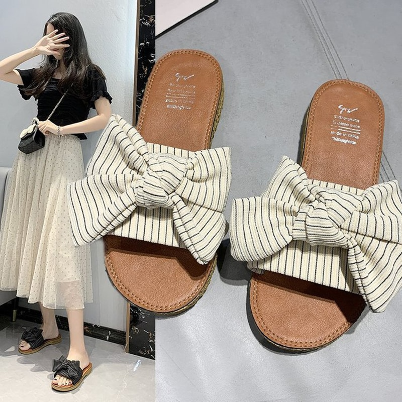 Summer Infant Baby Girls Sandals Cute Toddler Shoes Big Bow Princess Casual Single 2021 NEW