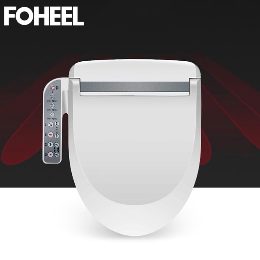 FOHEEL-مقعد مرحاض ذكي ، بيديه ، تنظيف ، تدليك ، تجفيف ، تدفئة ، FWT05