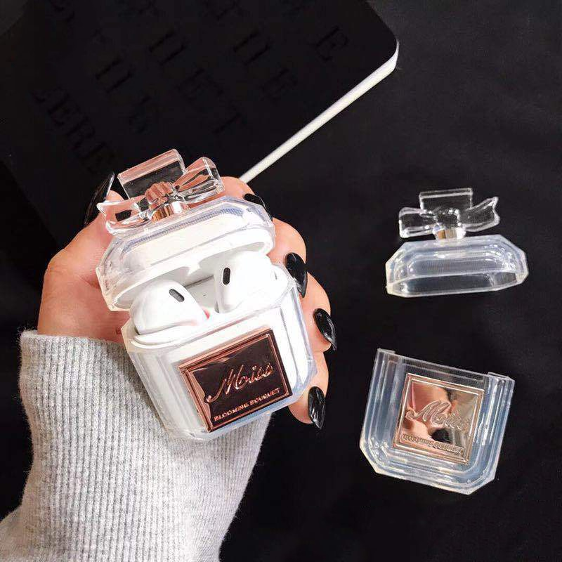 Funda de silicona 3D para apple Airpods 2 1, accesorios para auriculares,...