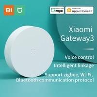 Xiaomi     capteur intelligent Mi Gateway 3 Zigbee  capteur de temperature et dhumidite  pour porte et fenetre  fonctionne avec Mi home APP