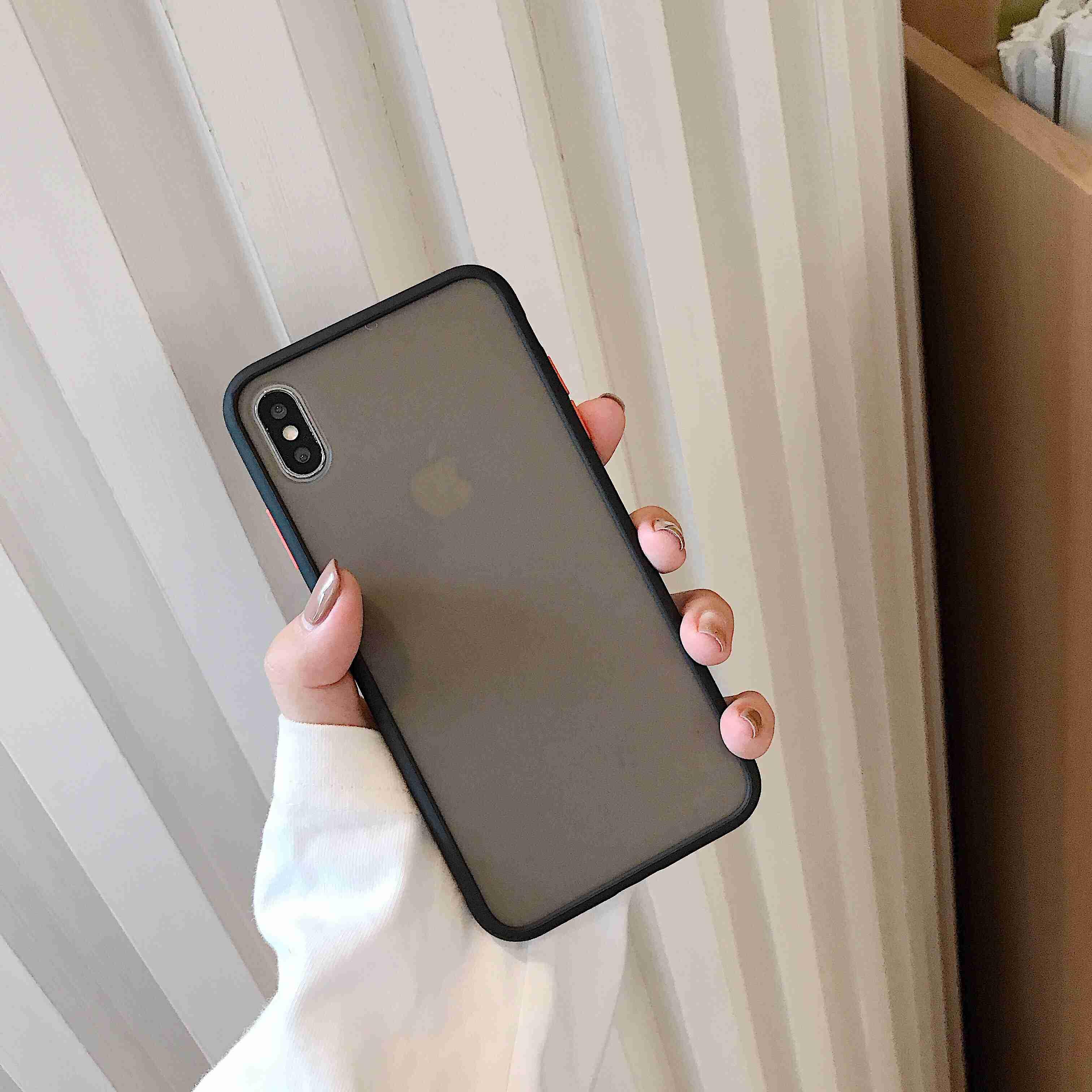 Бронированные Чехлы для Samsung Galaxy A9 Star Lite S8 A9S J4 J6 A6 Plus J2 Core J260 J8 2018 матовая Противоударная мягкая рамка чехол Fundas