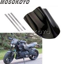 Sport Motorfietsen Fly Screen Universele Voorruit Voorruit Voor Benelli Yamaha R1/R3/R6 Kawasaki Buell XB12STT XB12SS XB9SX