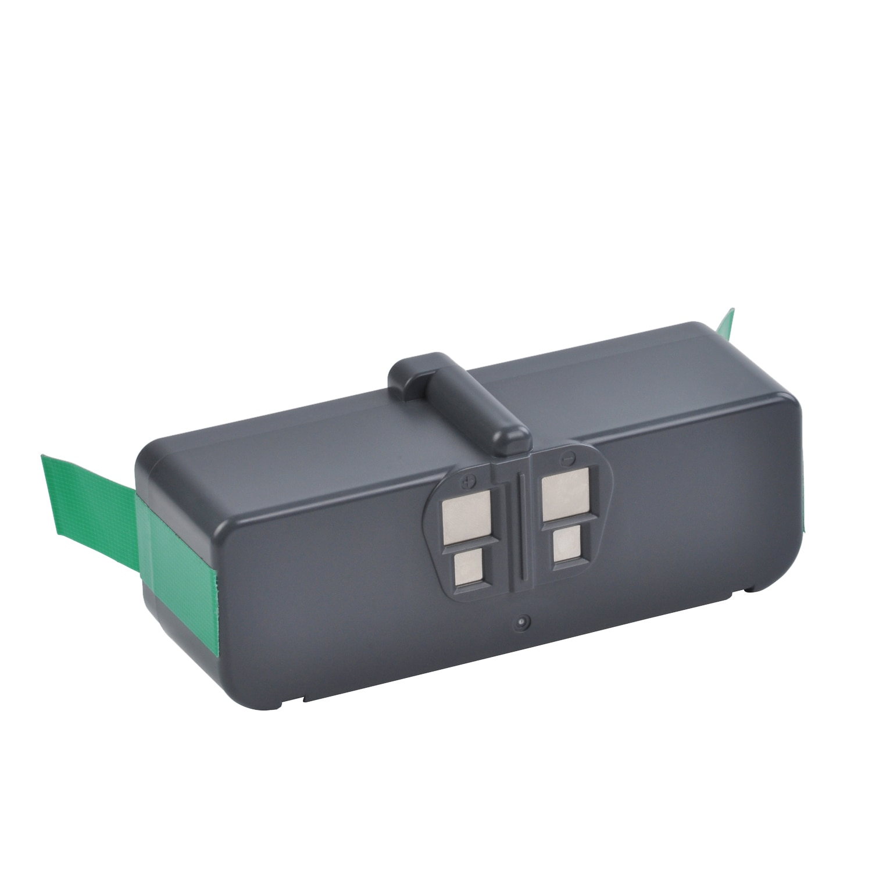 14.4V 6000mAh Vacuum Cleaner Li-ion Battery for iRobot Roomba 980 960 R3 890 880 870 650 630 580 560; 500 600 700 800 900 Series
