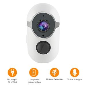 1080P Wifi Mini IP Camera Wireless IP Cam Baby Monitor Cam Solor-power Indoor Outdoor Wireless WIFI Security Surveillance Camera