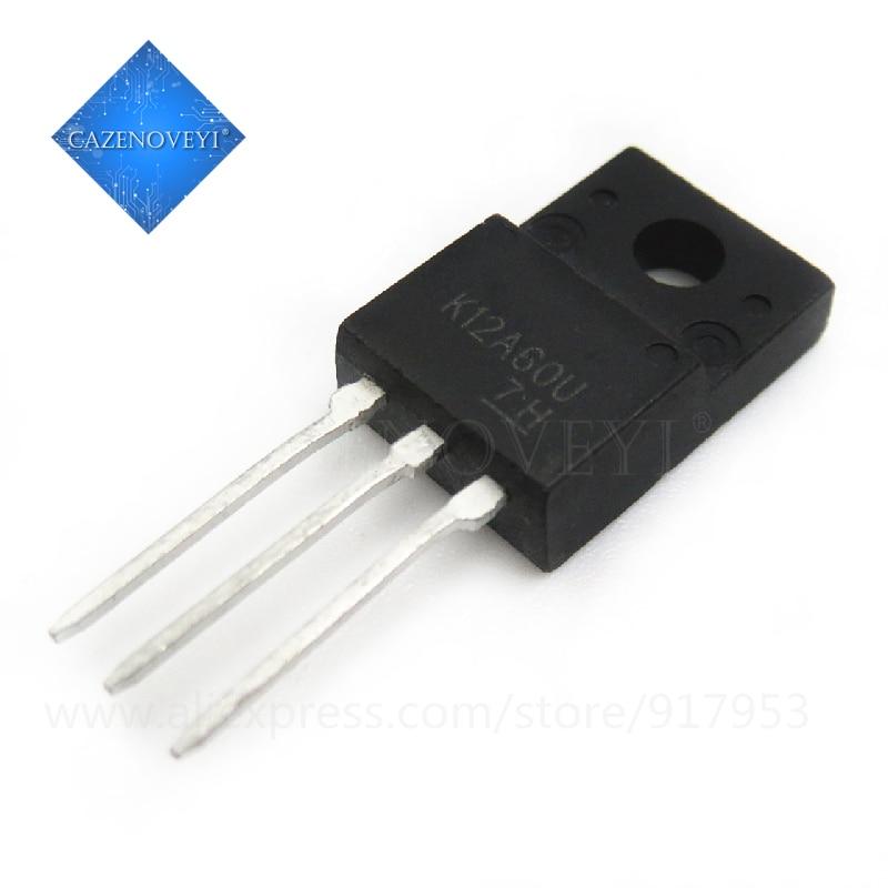 10pcs fqpf12n60c 12n60c 12n60 fqpf12n60 new to 220f 10pcs/lot K12A60U K12A60 12A60U TO-220F 12A 600V New Original In Stock