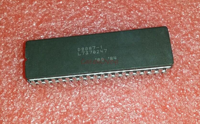 2 pçs/lote D8087-2 D8087-1 D8087 LD8087 LD8087-2 MD8087 MD8087-2 CDIP-40 Em Estoque