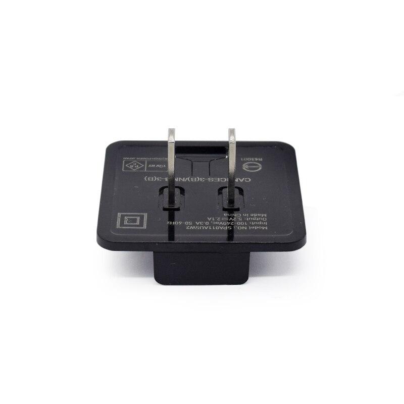 Используется NVIDIA США Великобритания ЕС AU Plug адаптер для Nvidia Shield tv Pro медиа SPA040A19W2 SPA011AU5W2