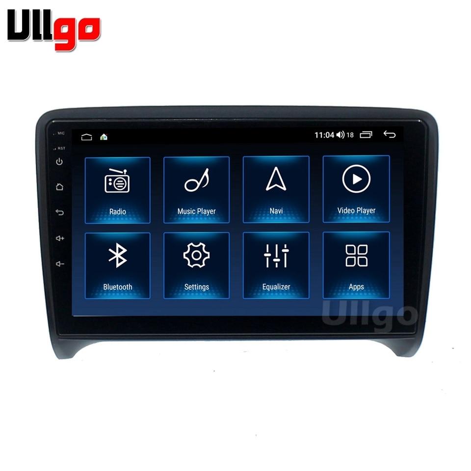 6gb 128gb Android 10 0 Car Radio Gps For Audi Tt Mk2 8j 2006 2012 Autoradio Gps Multimedia Navi Car Head Unit 4g Lte Wifi Rds Bt Car Multimedia Player Aliexpress