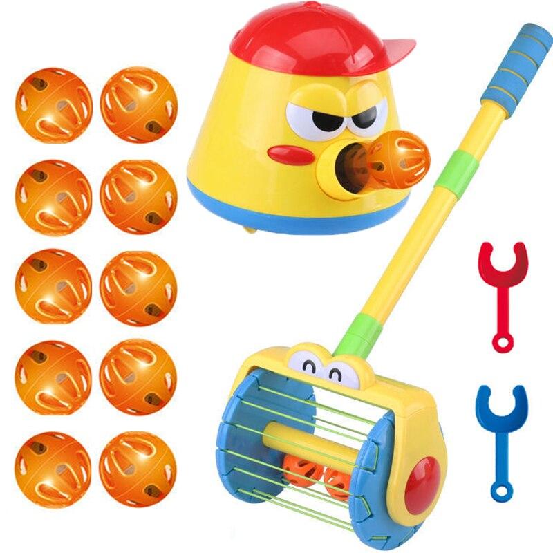 Лидер продаж, игрушечный автомобиль Cannonball для детей, Веселая игра по методу Монтессори, Обучающие машинки, игрушки для детей, подарок на Рож...