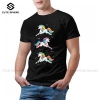 pony t shirt mens cute 100 percent cotton print tee shirt short sleeve summer t shirt 4xl