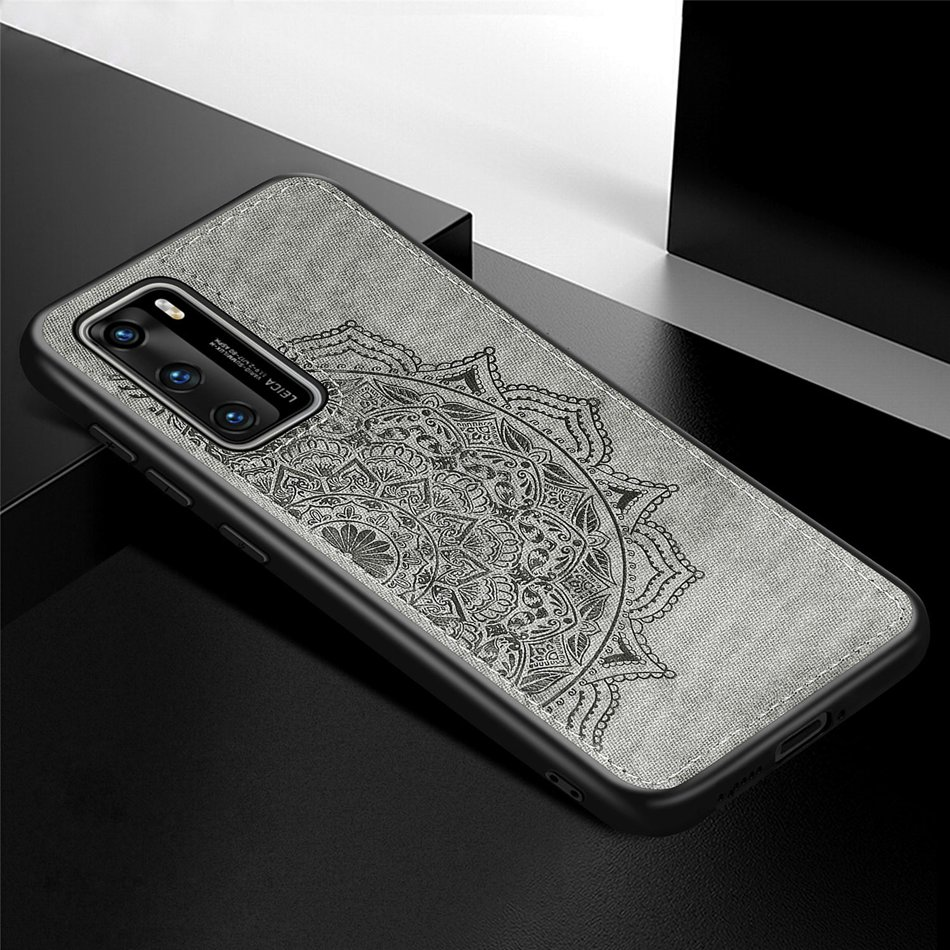 Case For Huawei P30 Lite P20 P40 Pro Plus Magnetic Back Cover Phone Case For Huawei Mate 30 Pro P40