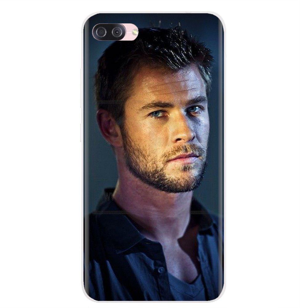 Cheap Silicone Phone Case For Xiaomi Redmi 4A S2 Note 3 3S 4 4X 5 Plus 6 7 6A Pro Pocophone F1 Men Chris Hemsworth Avengers Thor