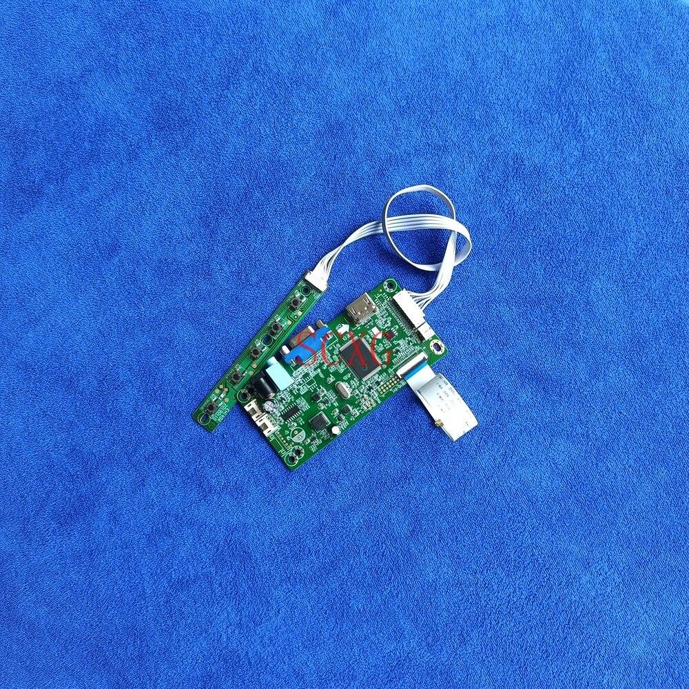 1366*768 VGA HDMI-متوافق EDP-30Pin ل LTN156AT37-L01 LTN156AT39-B01/H01/L01 WLED كيت مراقب المراقب مجلس محرك شاشة