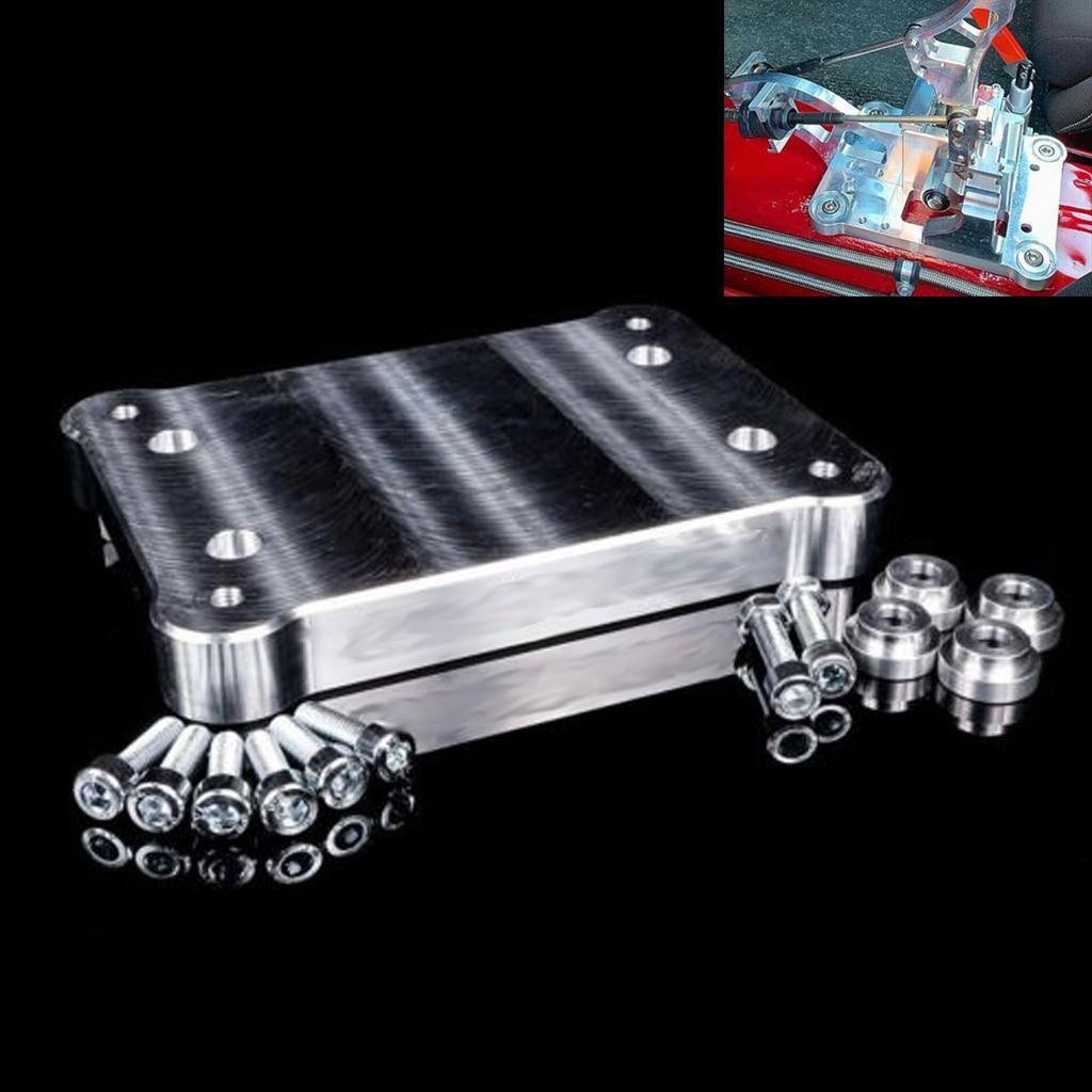 Billet Shifter Base Plate For Civic Integra W/ K20 K24 K-Series Swap