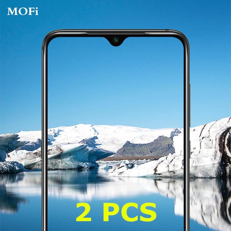 Vidrio MOFi para Redmi 7 7A protectores de pantalla completa para Redmi 6 6A 6Pro 5 Plus Xiaomi mi cubierta completa de vidrio templado