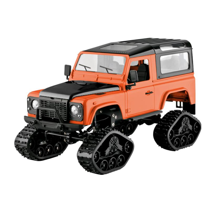 FY003-1 WiFi RC Car Full Proportional Steering Gear Steering Four Wheel Drive Climbing Remote Control Vehicle Gift for Boy Adult enlarge