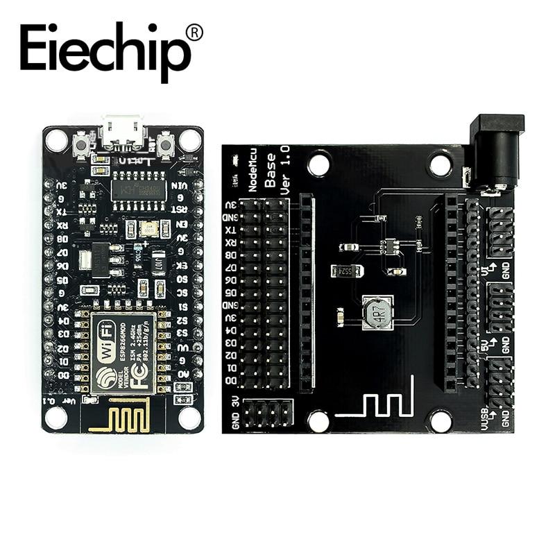 Based ESP8266 NodeMcu V3 Lua WIFI Internet of Things Development board, ESP8266MOD Wireless module CH340 Expansion board недорого