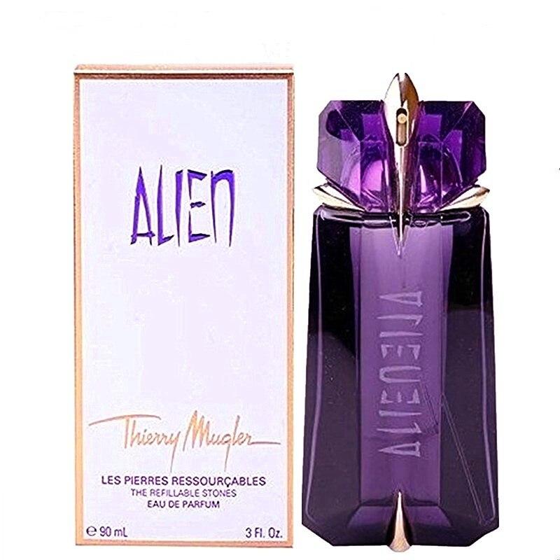 Free Shipping Women's ALIEN Parfum De Mujer Natural Mature Female Secret Fragrance Parfum Pour Homme Vaporisateur Spray