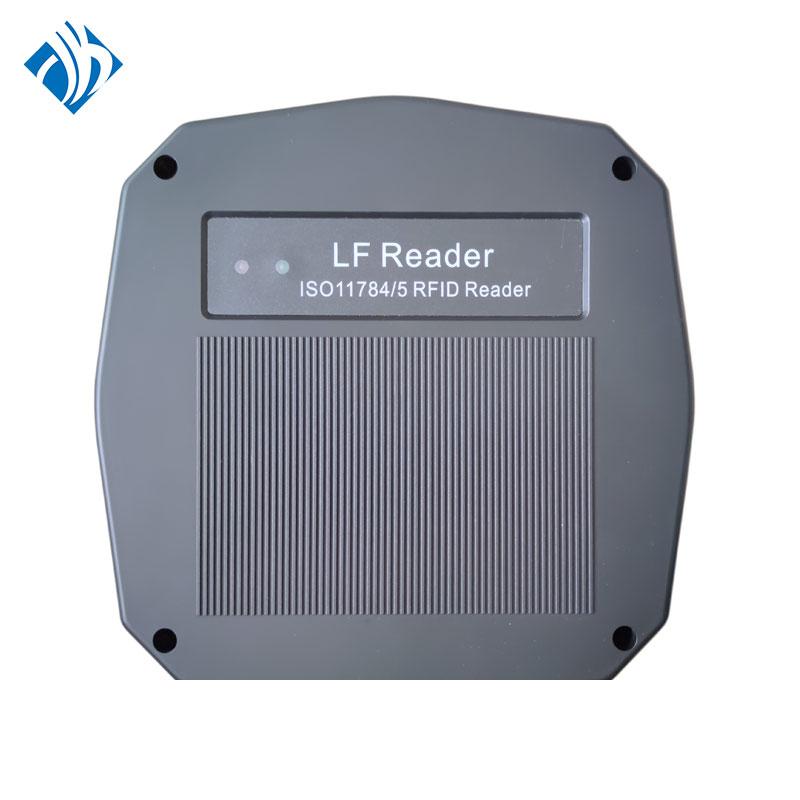 RFID 134.2K Reader/Writer ISO11784/11785 Card Reader Chip Code Writer Animal Ear Tag Identification Fast Identifier