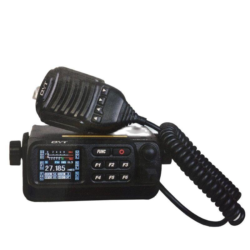 A-CB-27 CB Radio 26.965-27.405 Mhz AM/FM Citizen Brand Lisence Free 27MHZ Shortwave Radio 12/24v 4 Watt LCD Schermo Shortwave
