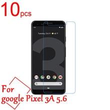 10 pièces Ultra clair/mat/Nano anti-Explosion LCD écran protecteur Film couverture pour Google Pixel 3A XL Pixel 4 XL 3A Film de protection