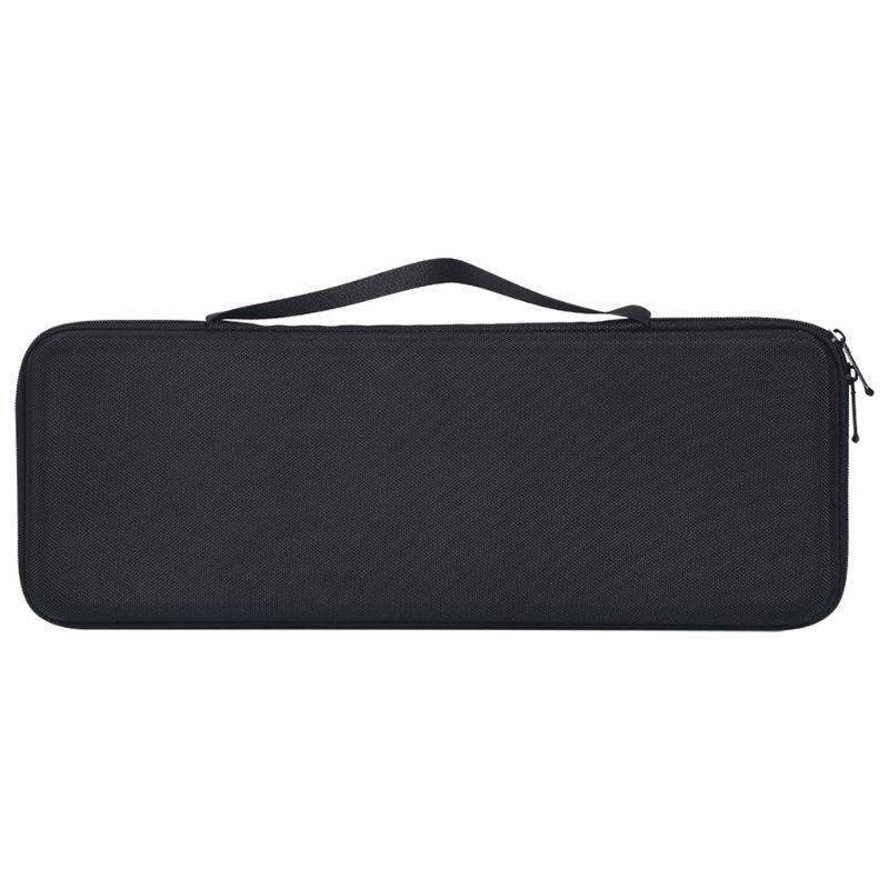غطاء واقٍ مزخرف لهاتف آيفون من إيفا لمفاتيح L-ogitech MX لوحة مفاتيح مضيئة لاسلكية متقدمة تحمل حقيبة التخزين الواقية