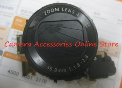 Nuevo objetivo óptico con zoom con piezas de reparación CCD para Canon PowerShot G7X mark II ; G7X II ; G7X-2 cámara Digital