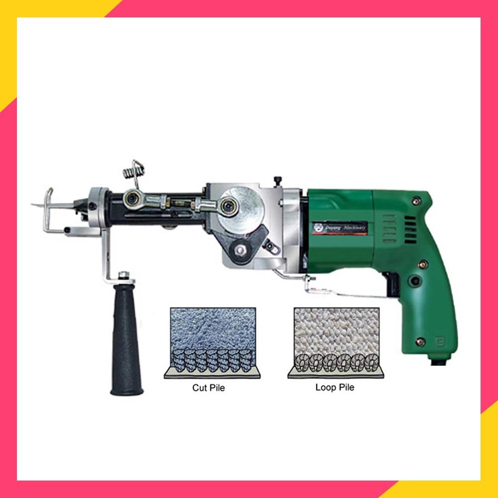 Электрическая машина для подтягивания ковров, настенные гобелены, ручной подтягивающий пистолет (можно нарезать кучу и петлю)