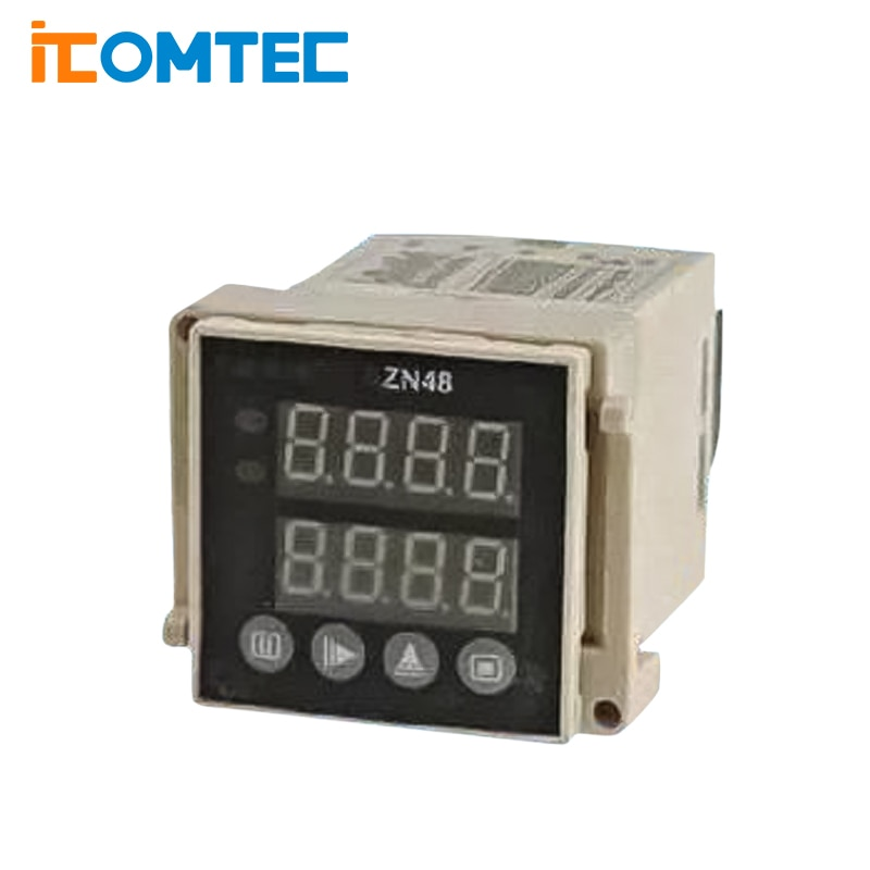 Ditigal Timer Relay Counter ZN48 20V ~ 265V AC-DC Universal #IB004