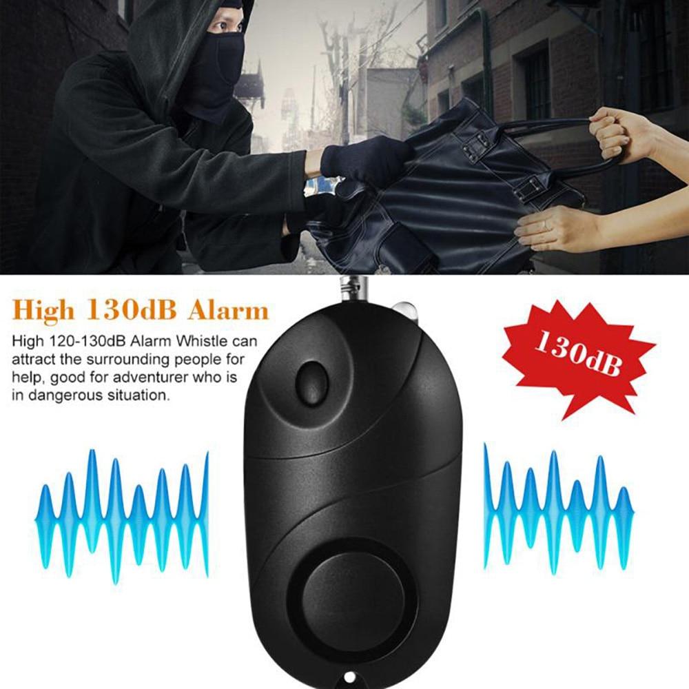 Безопасная звуковая персональная сигнализация, персональная сигнализация, брелок, Аварийная сигнализация безопасности, брелок для женщин,...