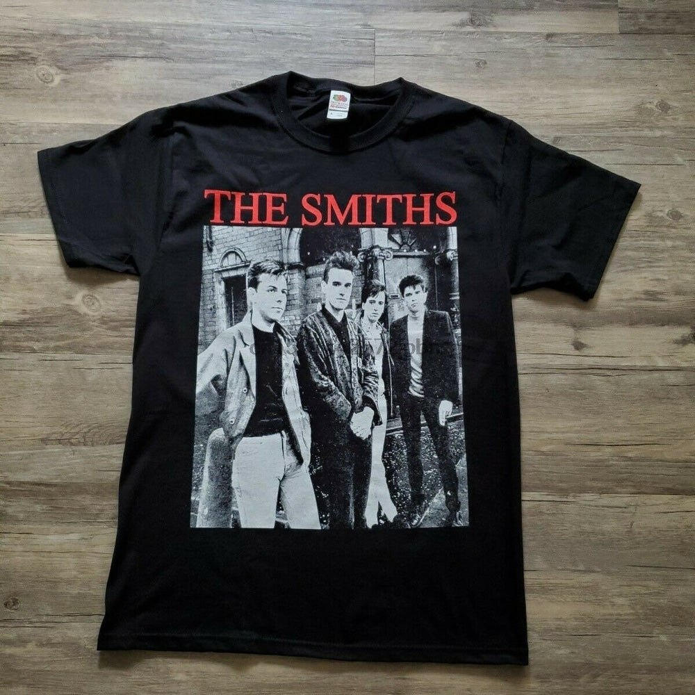A camisa dos smiths t