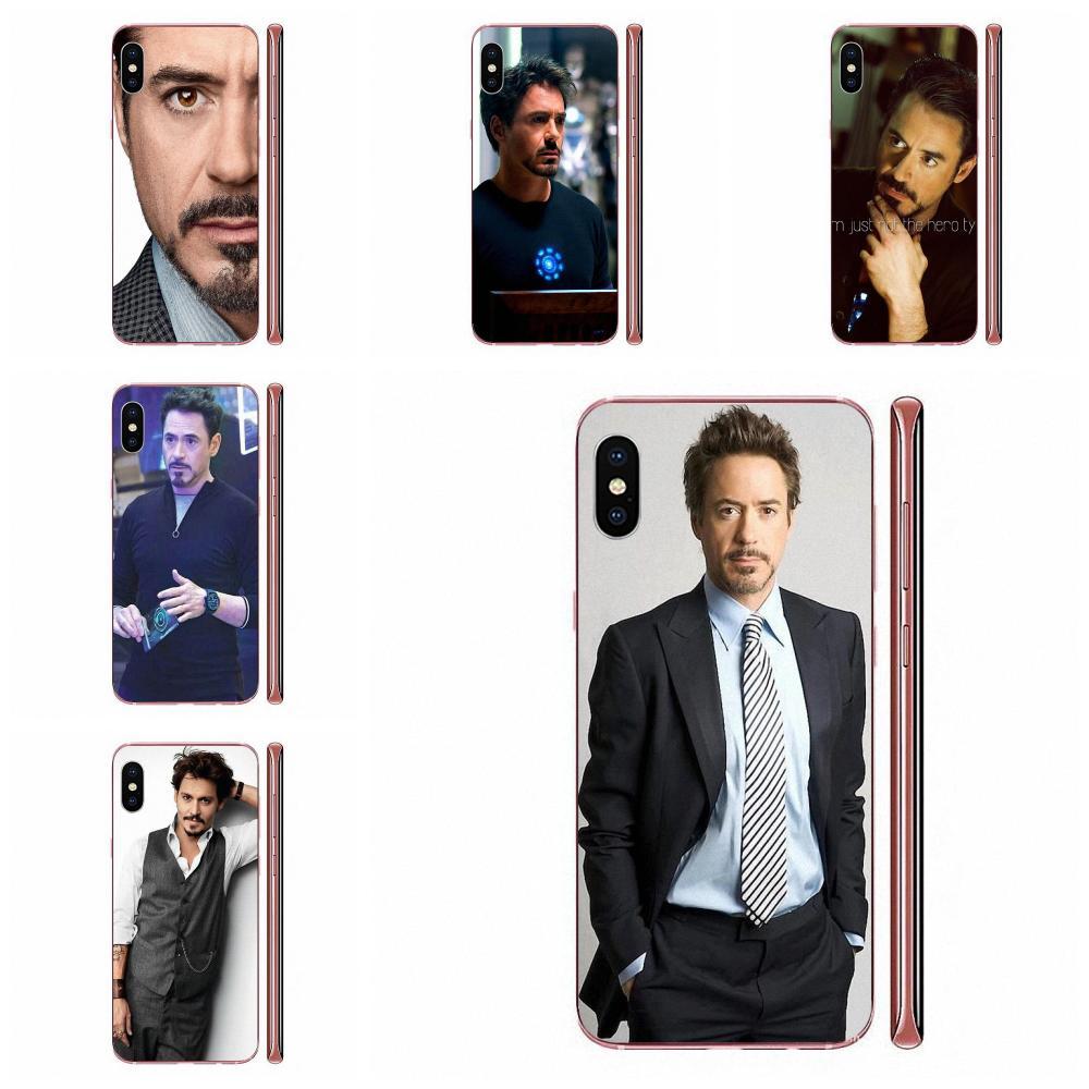 Luxury For LG G3 G4 G5 G6 G7 K4 K7 K8 K10 K40 K50 Q6 Q60 V10 V20 V30 V40 Nexus 5 5X 2017 Super The Iron Man Robert Downey Jr