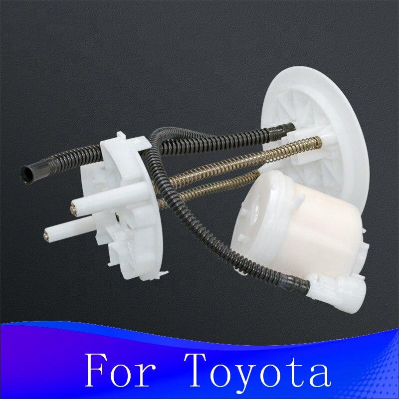Ajuste del filtro de combustible del coche 77024-35060 77024-35040 FJ para Toyota Land Cruiser GSJ15
