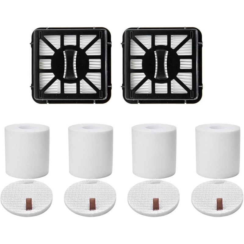 Replacement Accessories Set for Shark IQ R101AE(RV1001AE) Robot Vacuum Cleaner