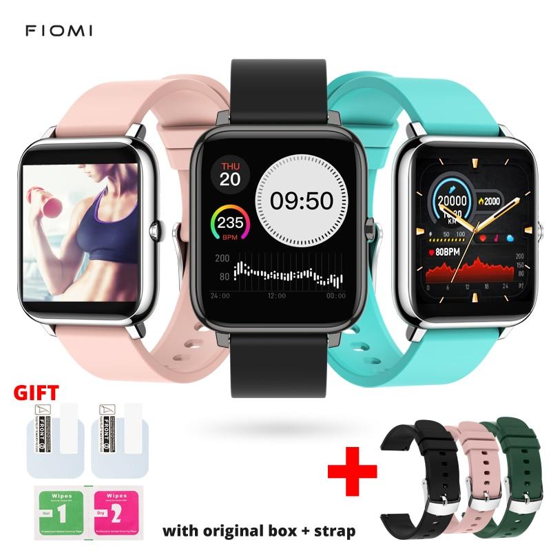 2021 P22 Smart Watch Fitness Pedometer Health Heart Rate Sleep Tracker IP67 Waterproof touch Sport W