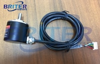 Absolute Value Encoder Multi Turn RS485 Absolute Encoder 50 Turn 1024 Resolution