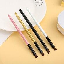 3 Pcs/Set Eyebrow Brush Eye Brushes Set Eyeshadow Mascara Blending Pencil Brush Makeup Brushes MakeU