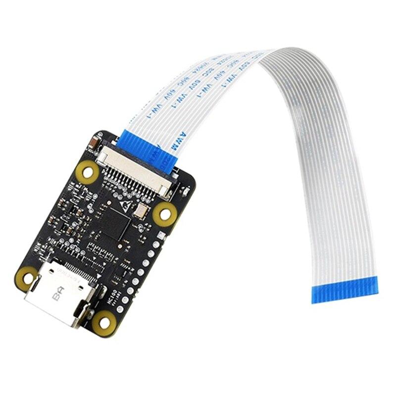 Waveshare HDMI إلى CSI لوح مهايئ يدعم 1080P 30Fps لوح تمديد وحدة مناسبة ل Raspberry Pi