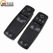 Interrupteur de fenêtre électrique pour mercedes-benz A W169 B W245 ML W164 R W251 GL X164 A1698206410 A180 A200 B200 A1698206510 bouton de commande