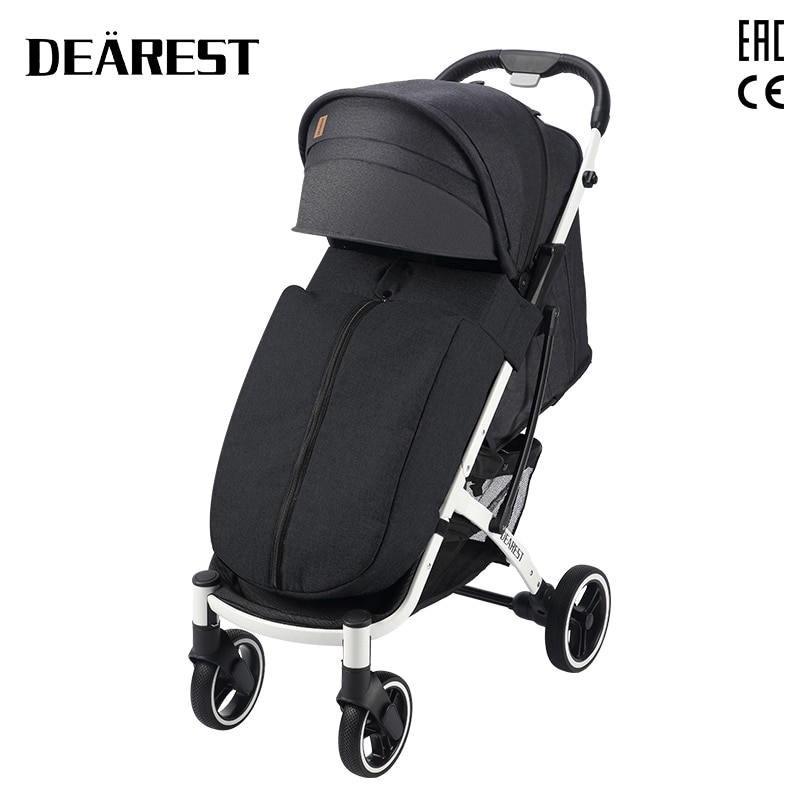 Dearest818+ plus New 2021 high Terrain Baby Stroller Double-sided Free shipping in four seasons