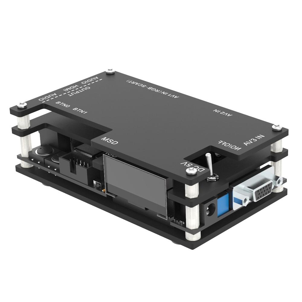 OSSC compatible con HDMI convertidor Kit de juego Retro consolas PS1 PS2...