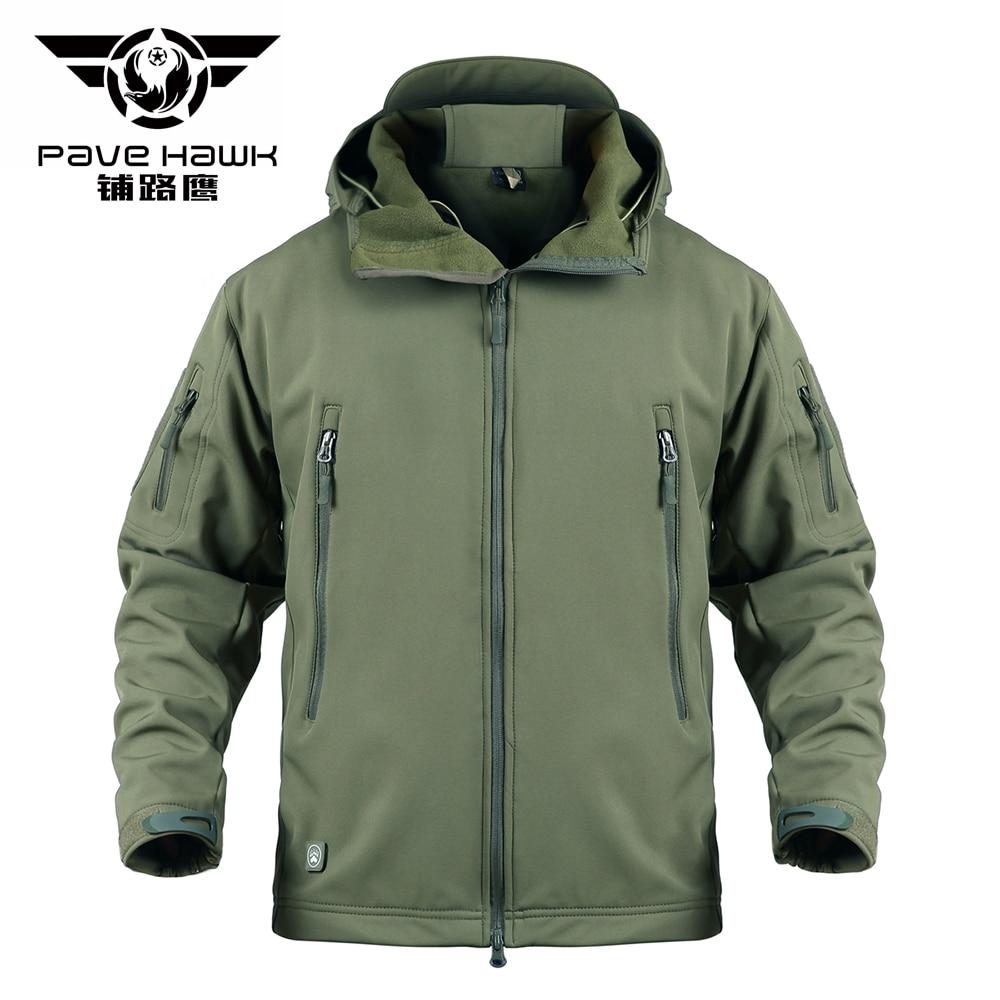 Winter Camouflage Waterproof Softshell Jacket Men Fleece Warm Rain Jacket Men Uniform Fishing Hiking Coat Tactical Jacket Women