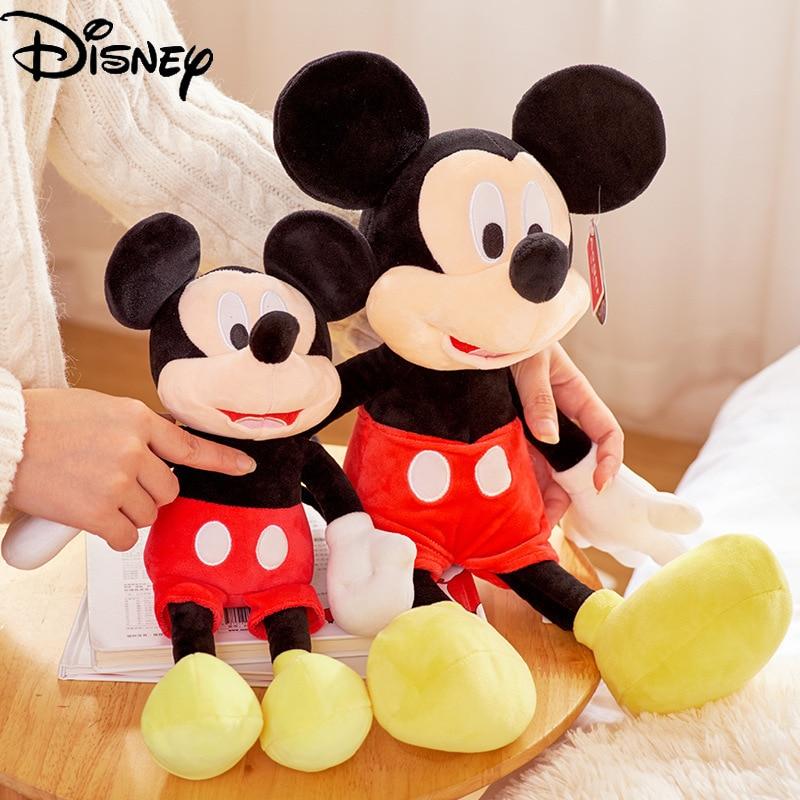 Disney Original Mickey Mouse Minnie doll plush toy doll for children