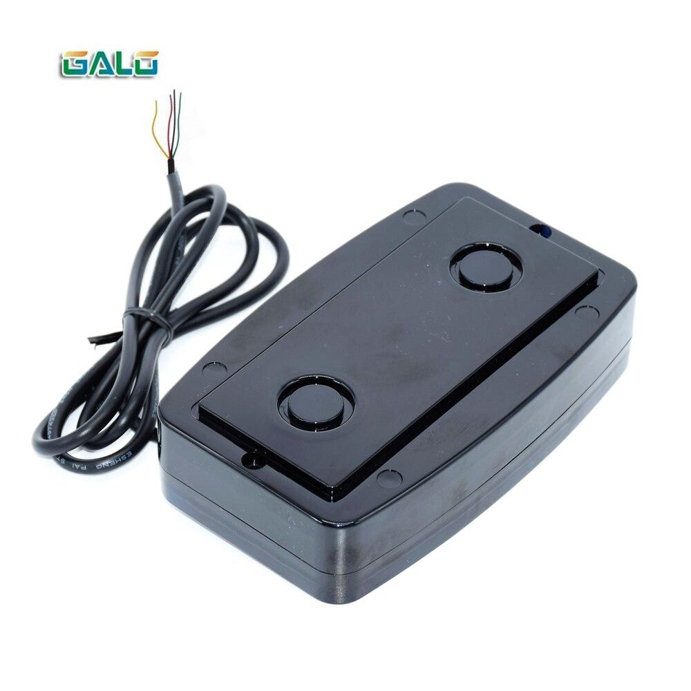 Уличный водонепроницаемый ИК радар, детектор автомобиля, инфракрасный радар, сменные фотоэлементы, датчик для открывания парковки