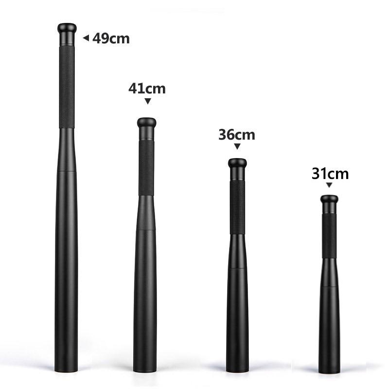 Outdoor Emergency Personal Defense Supplies Self Defense Baseball Bat Led Flashlight Stick