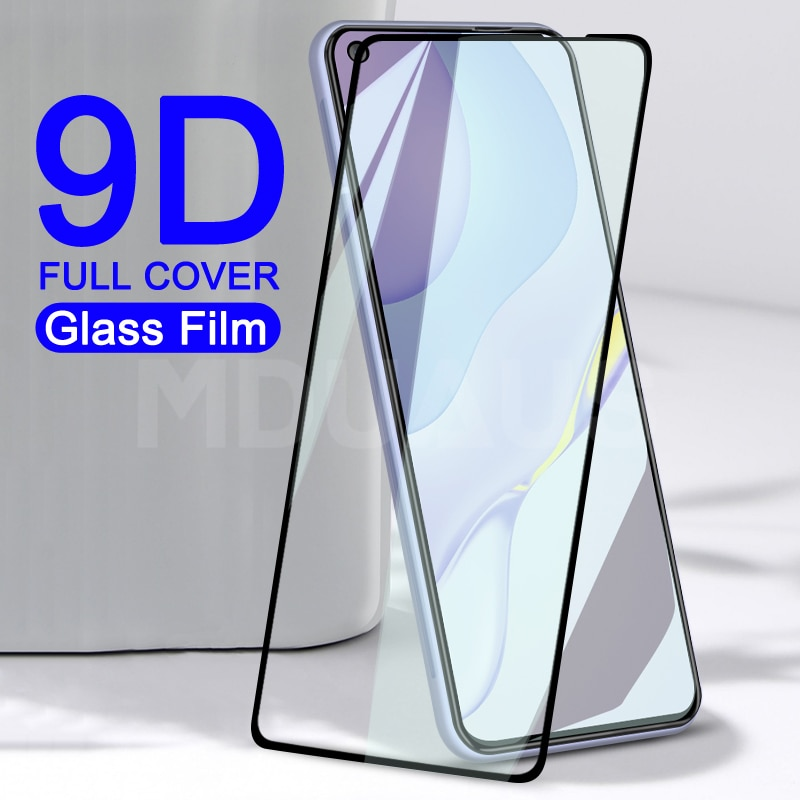 9D Tempered Glass For Huawei Nova 7 6 SE 5 5i 5T 4 4E 3 3i 3T Screen Protector Huawei Nova 7 6 SE Sa