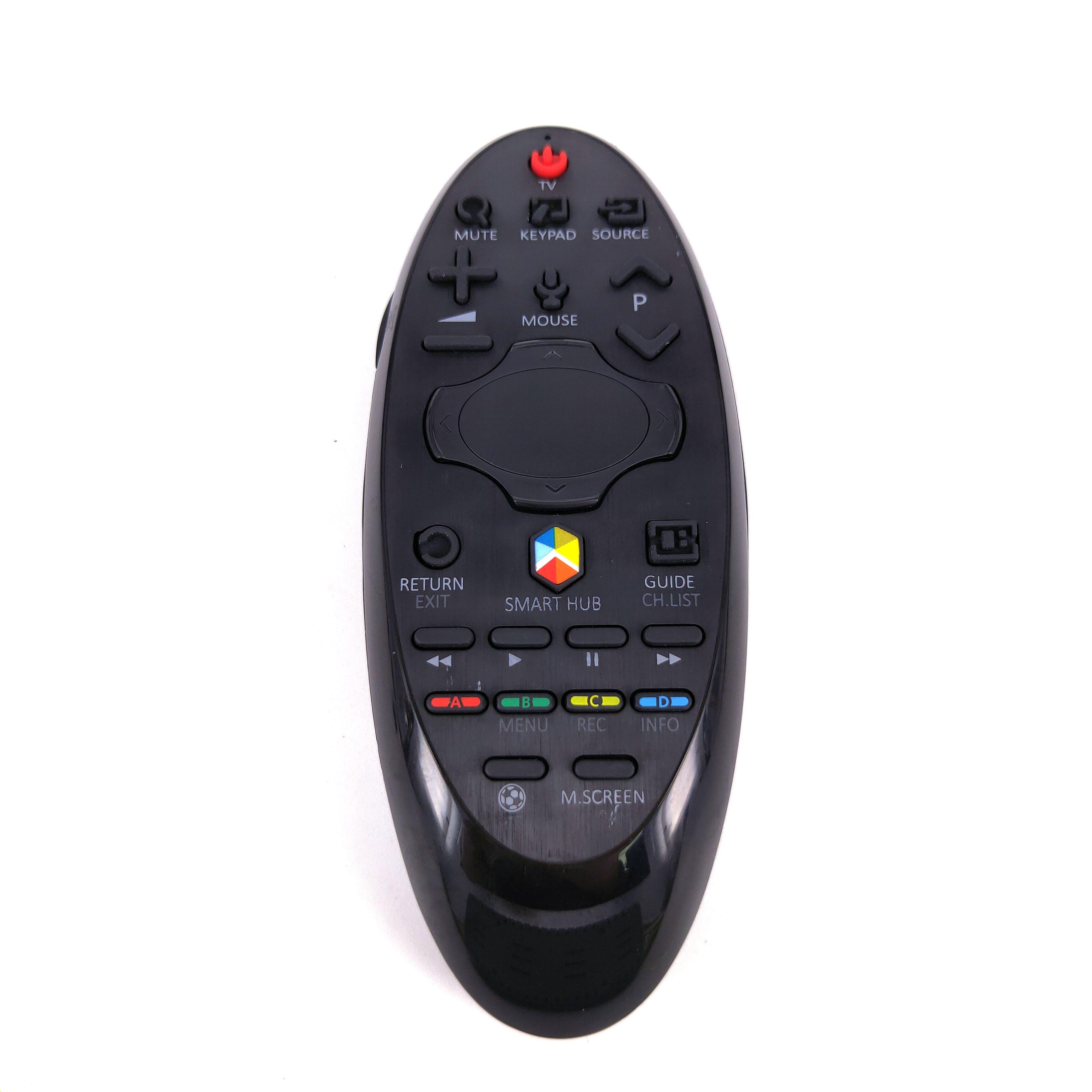 Nuevo YY-604 Replacemnet para SAMSUNG BN59-01184D BN59-01181D Control remoto Smart TV Hub de sonido de Audio contacto Fernbedineung